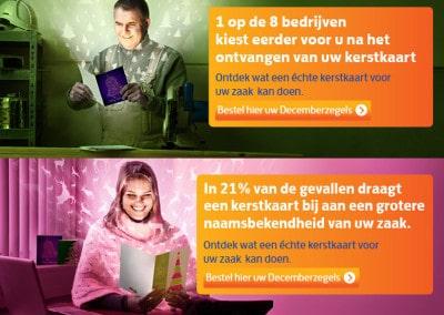 Advertising PostNL